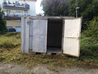 Location container pour stockage / garde meubles