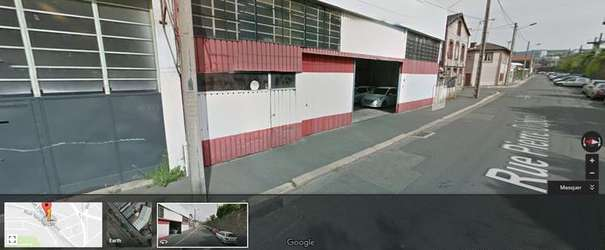 Garage sain et tr s bien s curis saint tienne 42000 for Garage ravon saint etienne