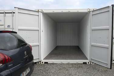 Box de stockage Goven
