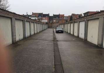 Garagebox te huur in Mechelen