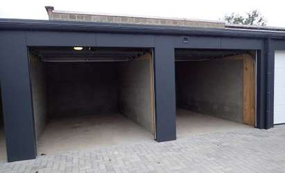 Garagebox in Leuven