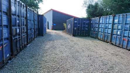LOUE CONTAINER MARITIME