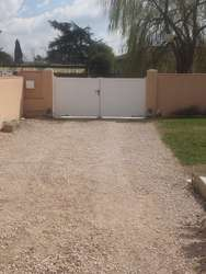 Garage individuel accessible