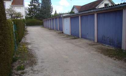 Garage en location