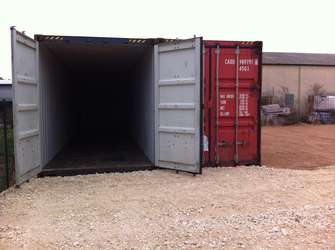 Box / containers en location